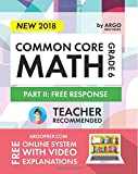 Argo Brothers Math Workbook, Grade 6: Common Core