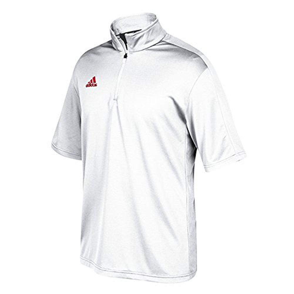 adidas Game Built Short Sleeve Quarter