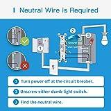 3 Way Smart Light Switch