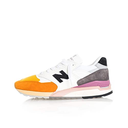 look out for separation shoes utterly stylish New Balance Sneakers Uomo 998 Lifestyle M998PSD: Amazon.co ...