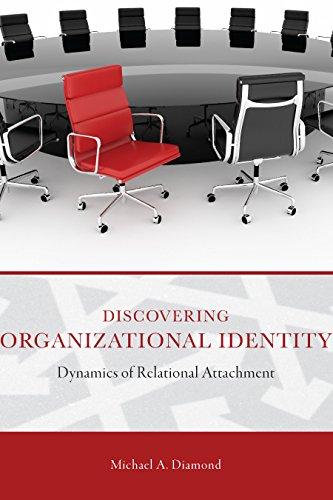 Discovering Organizational Identity Dynamics Of Relational Attachment Advances In Psychodynamics By