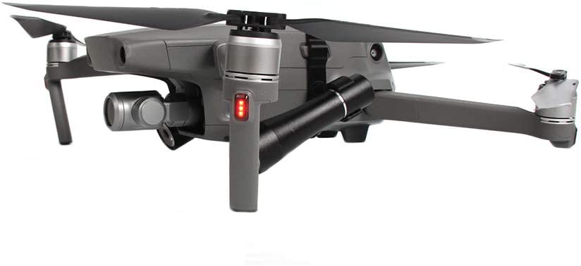 LED Night Flight Lamp for DJI Mavic 2 Pro//Zoom Night Flight Searching Lighting Drone Accessories LED searchlight for Mavic 2