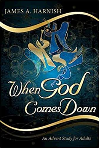 When god comes down an advent study for adults james a harnish when god comes down an advent study for adults james a harnish 9781426751080 amazon books fandeluxe Gallery