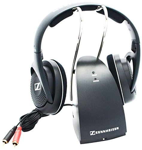 Sennheiser 506298 RS 135 Wireless Headphone System,Black