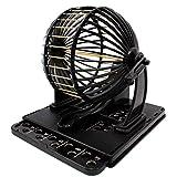 PowerTRC® Bingo Machine Cage Game Set with Balls (Classic)