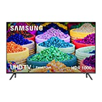 """Samsung UE49MU7055 – TV de 49"""" UHD 4K, HDR1000, Smart TV, Gris Grafito, Eficiencia energética A [versión España]"""