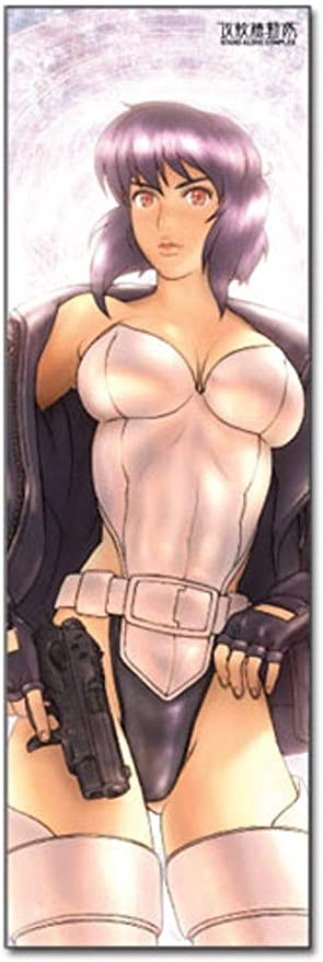 Amazon Com Ghost In The Shell Motoko Body Pillow Home Kitchen