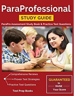 Paraprofessional Study Guide: Parapro Assessment Study Guide and ...