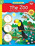 how to draw a panda - Watch Me Draw: The Zoo