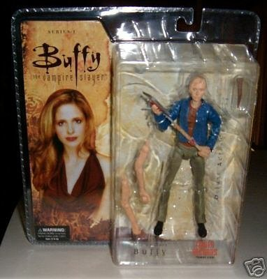 Buffy the Vampire Slayer Tower Exclusive Buffy Comic Con Action Figure