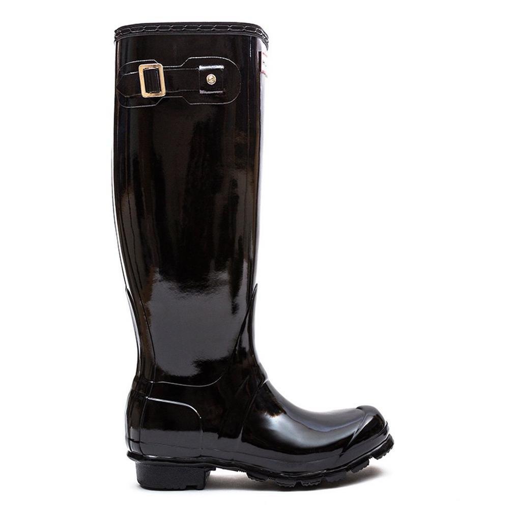 Hunter Original Tall, Tall, Bottes Black Bottes Femme Black 7a4acfb - boatplans.space