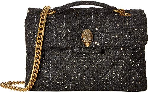 cab304dfe0c Handbags & Wallets : Bags & Handbags | Women's Bags Online | Onatione Kurt  Geiger London Womens Tweed Kensington Crossbody Black