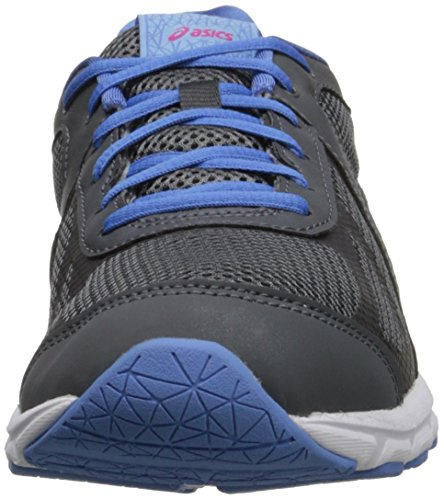 Asics Womens Gel Frequency 3 Walking Shoe Charcoal/Marina/Corydalis