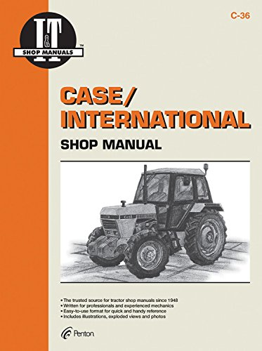 Case International Shop Manuals 1190 1290 1390 1490+ (C-36) by Brand: Haynes Manuals N. America, Inc.