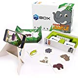 BIMBOX Augmented Reality Kids Memory Animal Game – Bonus: Self-Learning App