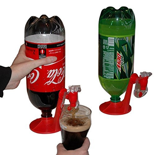 Compra Dispensador de bebidas invertido EWFSEF para botellas de soda en Amazon.es