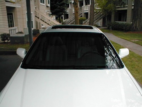 Precut Full Windshield Window Tint Kit For Dodge - Window Tint Dodge