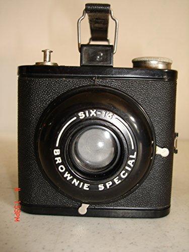 Brownie Special Six 16 Vintage Camera -