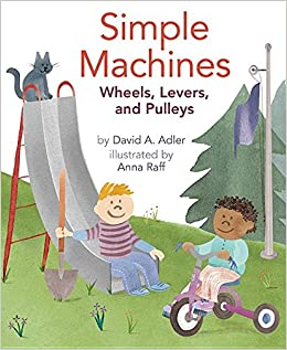 Image result for simple machines wheels, levers, and pulleys