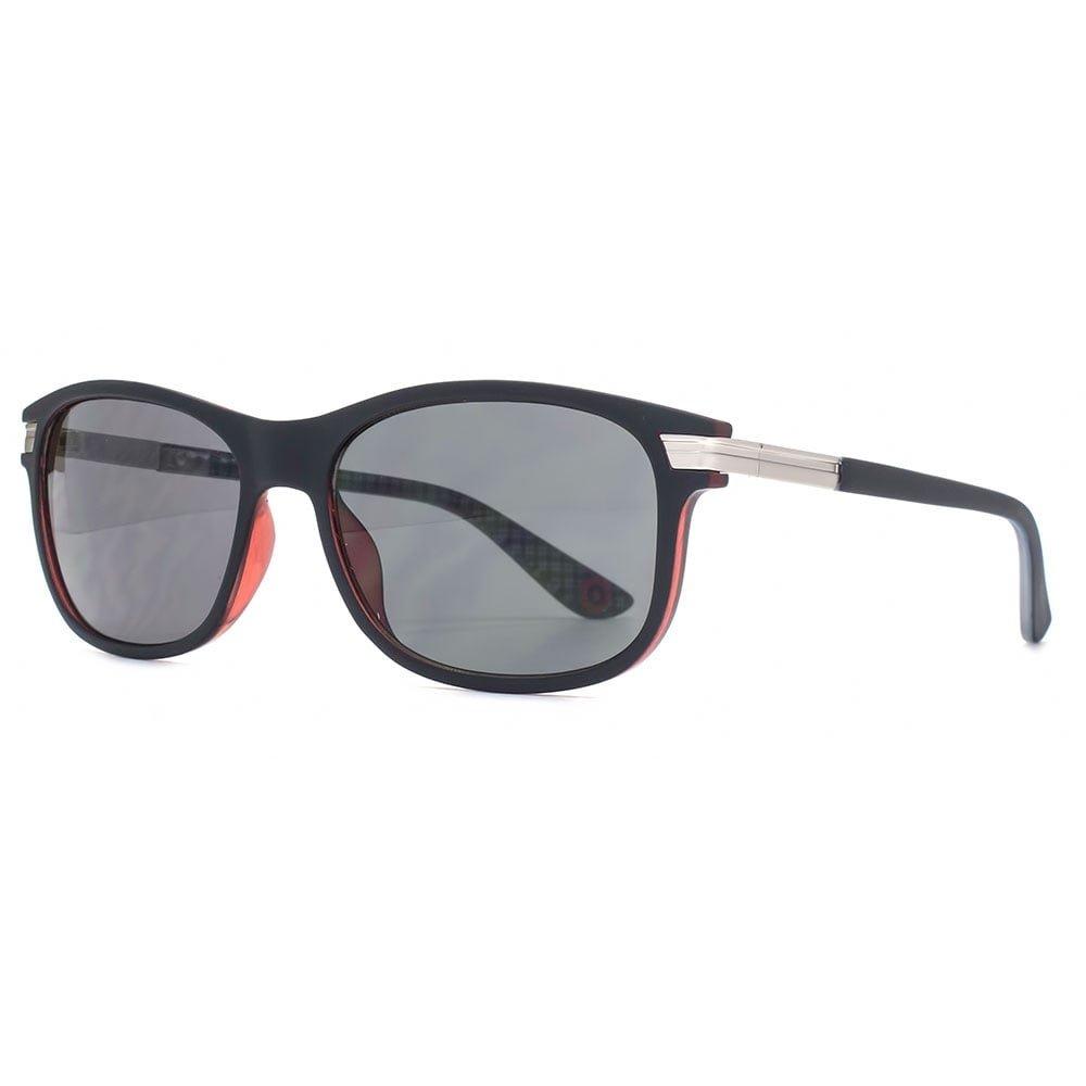 2e92faaf95 Ben Sherman BENP033 BLK Black Portobello Oval Sunglasses Lens Category 3  Size 5  Amazon.co.uk  Clothing