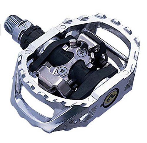 - Shimano PD-M545 Bicycle Pedals for Mountain/touring Bike