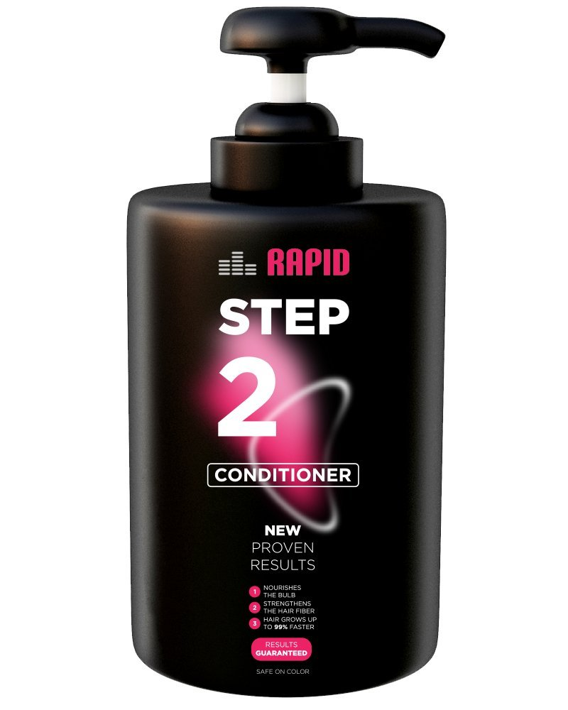 Rapid Step 2 (Hair Growth Conditioner) (33 OZ) by Rapid