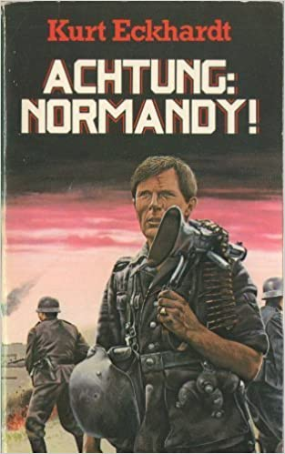 Achtung: Normandy! (A Moat Hall book)