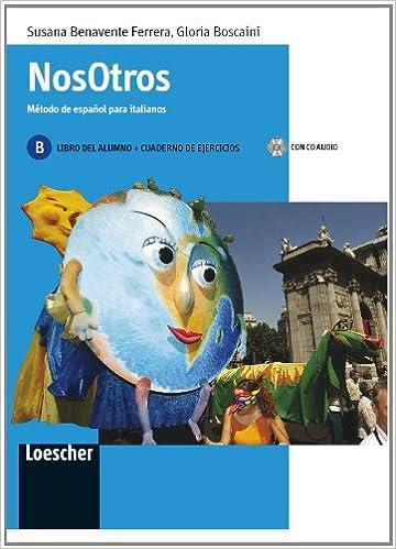 Descargas de libros gratis en pdf Nosotros. Con espansione online. Per le Scuole superiori: 2 en español PDF RTF DJVU