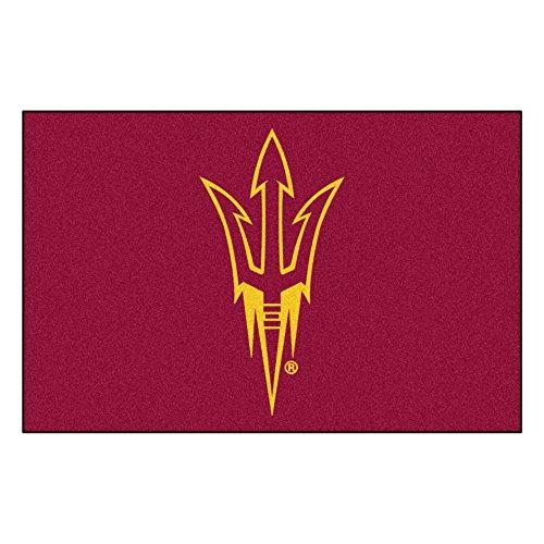 Rug Tailgater Arizona State (Arizona State University Logo Area Rug (Tailgater))