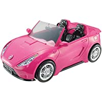 Barbie Glam Convertible Vehicle