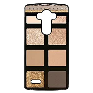 Fashion Bobbi Brown Makeup Palette Phone Case Cover for LG G4 Hipster Cosmetics Style