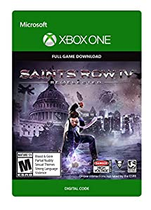 Saints Row IV: Re-Elected - Xbox One Digital Code