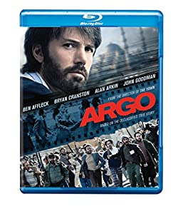 Cover Image for 'Argo (Blu-ray/DVD Combo+UltraViolet Digital Copy)'