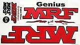 MRF Genius Cricket Bat Sticker Virat Kohli Grand Edition