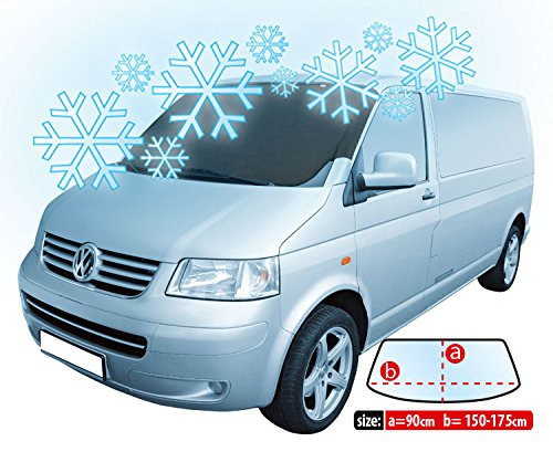 Kegel 5-3311-246-4010 Anti-Frost Tarpaulin for Windscreen Winter Delivery Van Kegel-Blazusiak
