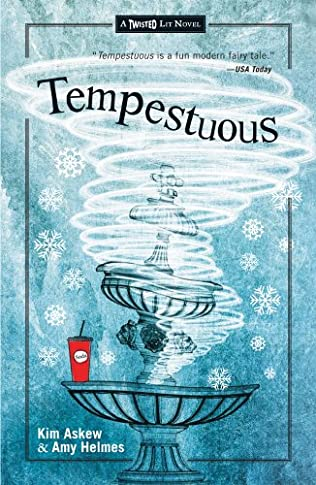 book cover of Tempestuous