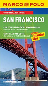 san francisco marco polo travel guide e book. Black Bedroom Furniture Sets. Home Design Ideas