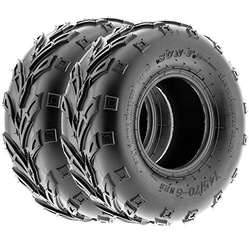Set SunF A004 Tire 70 6