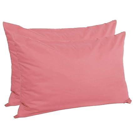 Amazon.com: ZealMax Fundas de almohada con cremallera tamaño ...
