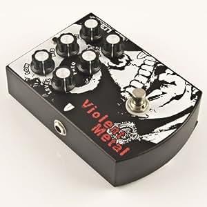 moen mo vm violent metal heavy metal distortion guitar effects pedal musical. Black Bedroom Furniture Sets. Home Design Ideas