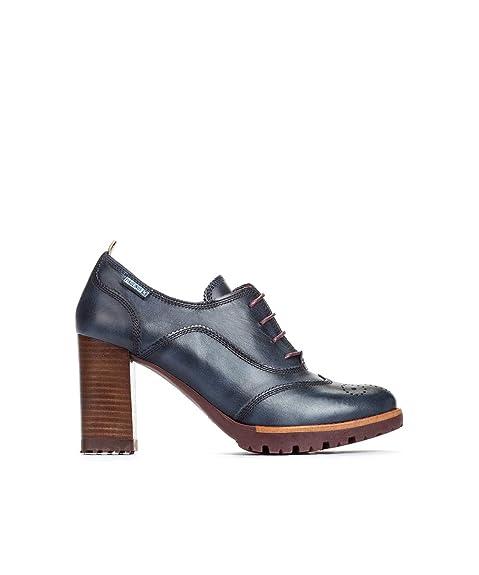 bc0f113e PIKOLINOS Botín de Piel Connelly W7M: Amazon.es: Zapatos y complementos