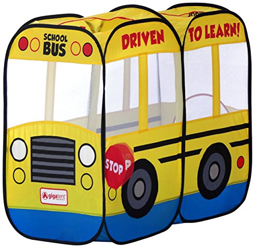 School Bus Play Tent