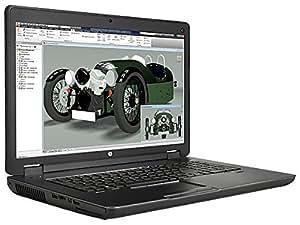 HP ZBook 17 G2 17.3' Mobile Business Workstation ( i7-4710MQ Quad Processor with Nvidia Quadro Graphics, 16 GB, 1TB HDD, 17.3 Inch HD Display, Fingerprint Reader, Bluetooth, Win 8 Pro)