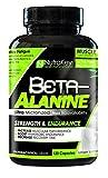 NutraKey Beta-Alanine, 120 Count