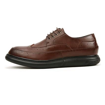 Apragaz Zapatos de Vestir para Hombres, Puntas de ala de ...