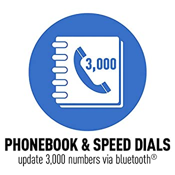 Panasonic Kx-tg9542b Link2cell Bluetooth Enabled 2-line Phone With Answering Machine & 2 Cordless Handset 11
