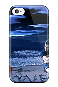 X-Men Iphone Case's Shop Cheap 4426000K96450075 Tpu Shockproof Scratcheproof Love And Kisss Hard Case Cover For Iphone 4/4s