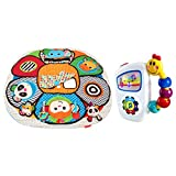 Infantino Play and Away Cart Cover and Play Mat with Take Along Tunes