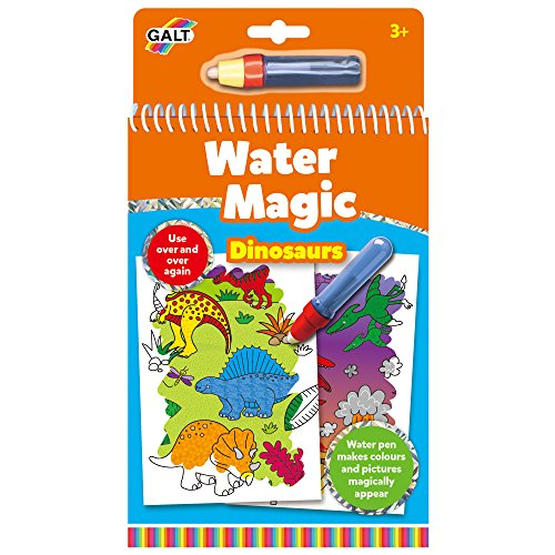 Magic Dinosaur (Galt Toys Dinosaurs Water Magic Drawing Pad)