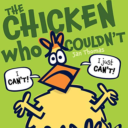Book Cover: The Chicken Who Couldn't